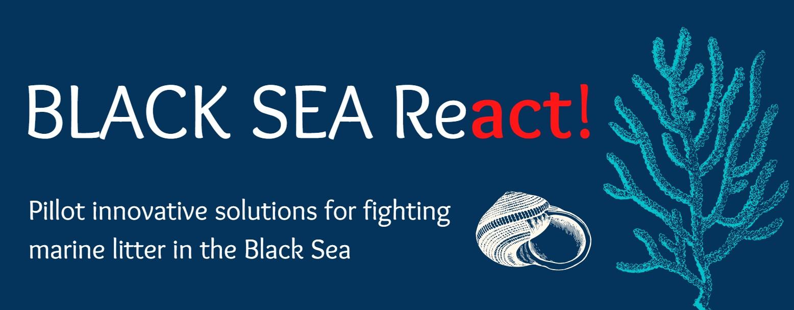 BLACK SEA React LOGO