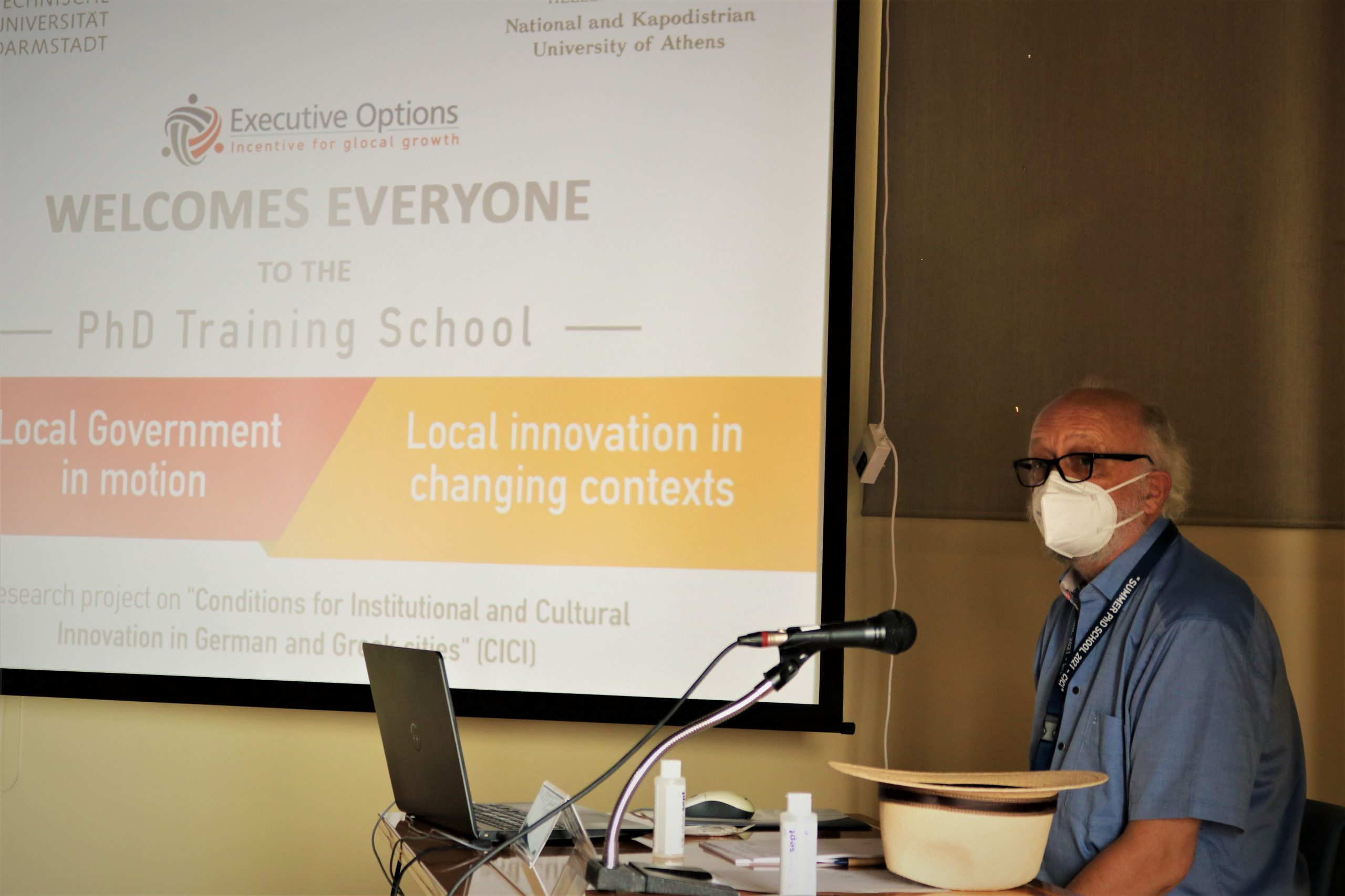 PRESS RELEASE: Summer School on 'Local government in motion – Local innovation in changing contexts'